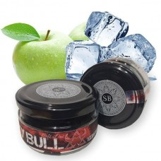 Табак для кальяна SMOKYBULL Ice green apple (Айс зеленое яблоко) SOFT