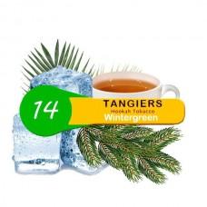 Табак Tangiers Wintergreen 100gr (Хвоя, Чай, Айс) Noir