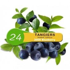 Табак Tangiers 2005 Blueberry 100gr (Черника) Noir