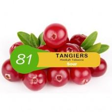 Табак Tangiers Sour 100gr (Клюква) Noir