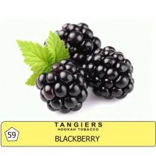 Табак Tangiers Blackberry 100gr (Ежевика) Noir