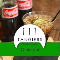 Табак для кальяна TANGIERS 250г BIRQUQ (Средняя крепость) Ololiuqui