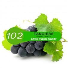 Табак для кальяна TANGIERS 250г BIRQUQ (Средняя крепость) Little Purple Candy (Виноградные конфетки)