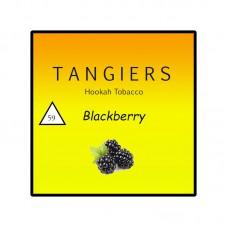 Табак для кальяна TANGIERS 250г (Высокая крепость) NOIR Blackberry