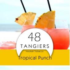Табак для кальяна TANGIERS 250г (Высокая крепость) NOIR Tropical Punch