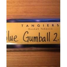Табак для кальяна TANGIERS 250г (Высокая крепость) NOIR Blue Gumball 2.0