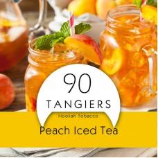 Табак для кальяна TANGIERS 250г (Высокая крепость) NOIR Peach Iced Tea
