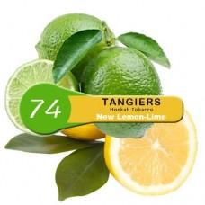 Табак для кальяна TANGIERS 250gr NOIR New Lemon Lime (Лимон, Лайм)