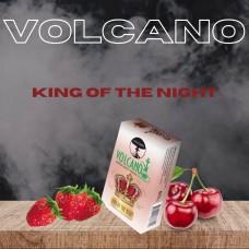 Табак для кальяна Volcano King Of The Night (Черешня, клубника)