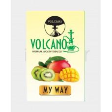 Табак для кальяна Volcano My Way (Манго, киви)