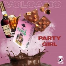 Табак для кальяна Volcano Party Girl (Шоколад, фундук)