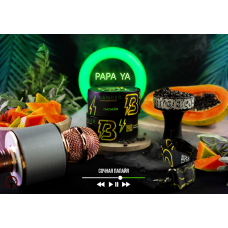 Табак для кальяна BANGER 100GR Papa Ya (Папайя)