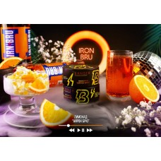 Табак для кальяна BANGER 100GR Iron Bru (Лимонад «Айрон Брю»)