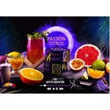 Табак для кальяна BANGER 100GR Passion Citrus (Сок цитрус-маракуйя)