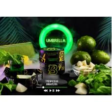 Табак для кальяна BANGER 100GR Umbrella (Тропическая амбарелла)