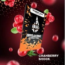 Табак Black Burn Cranberry Shock (Кислая Клюква) 100gr