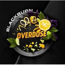 Табак Black Burn Overdose (Лимон, Лайм) 100gr