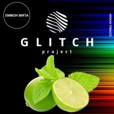 Glitch Лимон Мята