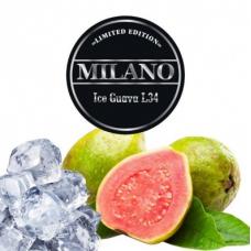 Табак для кальяна Milano L34 Ice Guava (лед гуава)