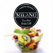 Табак для кальяна Milano L40 Paradise Fruits (фруктовый микс)