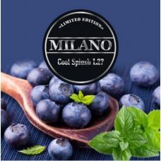 Табак для кальяна Milano L27 Cool Splash (черника мята)