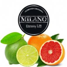 Табак для кальяна Milano L39 Citrinity (грейпфрут лайм)