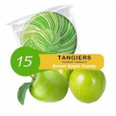 Табак для кальяна TANGIERS 250gr NOIR Green Apple Stuff (Зеленое яблоко с конфетой)