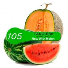 Табак для кальяна TANGIERS 250г BIRQUQ (Средняя крепость) Now with melon (Дыня Арбуз)