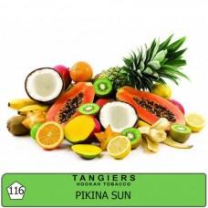Табак для кальяна TANGIERS 250г BIRQUQ (Средняя крепость) Pikina Sun (Ананас кокос арбуз)