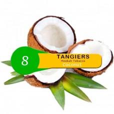 Табак для кальяна TANGIERS 250gr NOIR Coconut (Кокос)