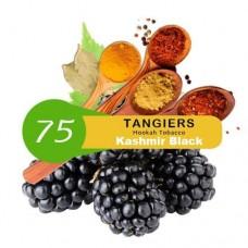 Табак для кальяна TANGIERS 250gr NOIR Kashmir Black (Ежевика специи)