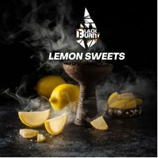 Табак Black Burn Lemon Sweets (Лимонный мармелад) 100g