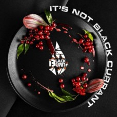 Табак Black Burn It's Not Blackcurrant (Красная смородина) 100gr