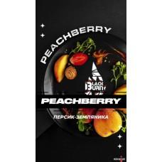 Табак Black Burn Peachberry (Земляника, персик) 100gr