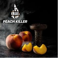Табак Black Burn Peach Killer (Спелый персик) 100gr