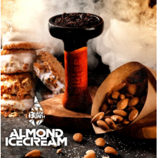 Табак Black Burn Almond Ice Cream (Миндальное молоко) 100gr