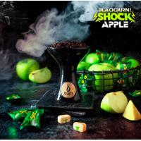 Табак Black Burn Apple Shock (Кислое яблоко) 100gr
