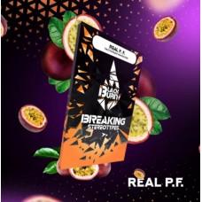 Табак Black Burn Real P.F. (Настоящая маракуйя) 100gr