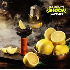 Табак Black Burn Lemon Shock (Кислый лимон) 100gr