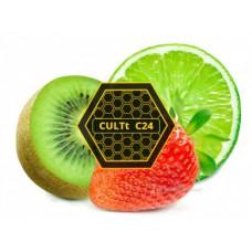 Табак для кальяна CULTt C24 Strawberry Kiwi Lime (Клубника, киви, лайм)