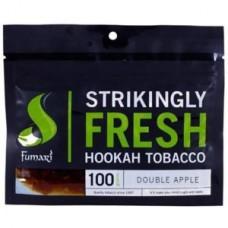Табак для кальяна Fumari Double Apple (двойное яблоко)