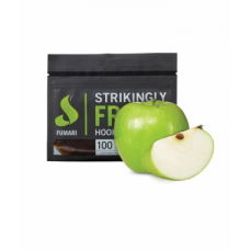 Табак для кальяна Fumari Granny Smith (зеленое яблоко)
