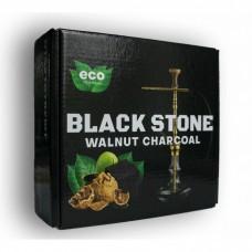 Ореховый уголь Black Stone 1 кг 72 кубика