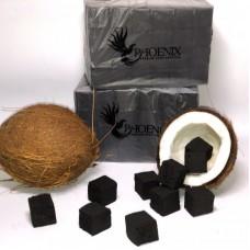 Уголь кокосовый Phoenix Феникс 25мм 72 уголька